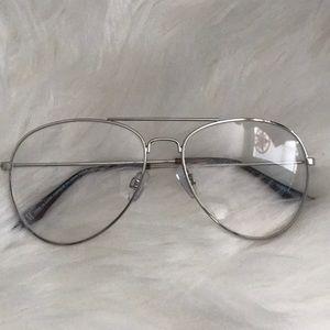 🤓 Cute nerdy fake glasses